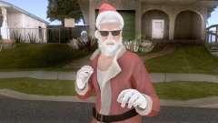 GTA Online Pack de Skins Christmas Parte 2 V6 para GTA San Andreas