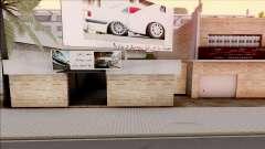 Iranian Tuninng Shop para GTA San Andreas