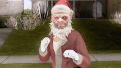 GTA Online Pack de Skins Christmas Parte 2 V8 para GTA San Andreas