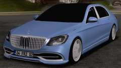 Mercedes-Benz Maybach S560 para GTA San Andreas
