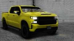 Chevrolet Silverado Trailboss Z71 2020