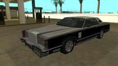Lincoln Continental Mark V 1979 para GTA San Andreas