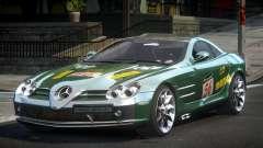 Mercedes-Benz SLR R-Tuning L9 para GTA 4