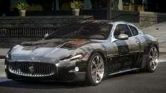 Maserati GranTurismo GS L4