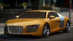 Audi R8 BS V1.1 para GTA 4