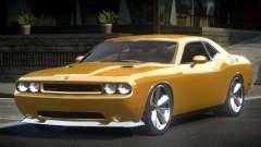 Dodge Challenger BS Racing para GTA 4
