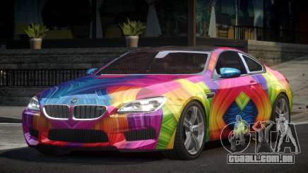 BMW M6 F13 GS PJ10 para GTA 4