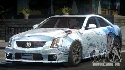 2011 Cadillac CTS-V L10 para GTA 4