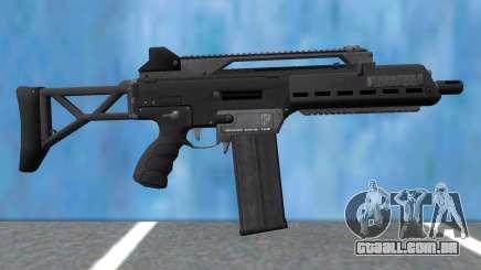 GTA V Special Carbine Extended Mag para GTA San Andreas