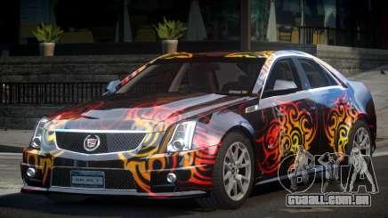 2011 Cadillac CTS-V L3 para GTA 4