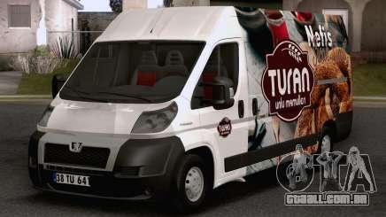 Peugeot Boxer (Turkish Bakery Car) para GTA San Andreas