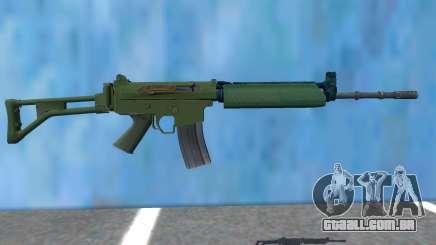 PAYDAY 2 AK5 para GTA San Andreas