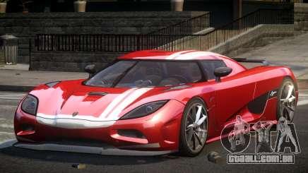 Koenigsegg Agera PSI L8 para GTA 4