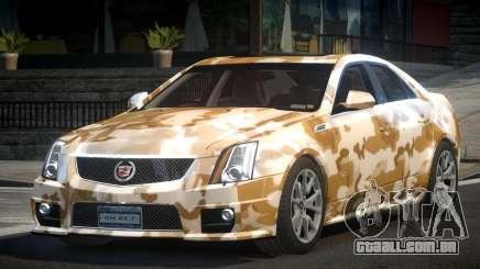 2011 Cadillac CTS-V L6 para GTA 4