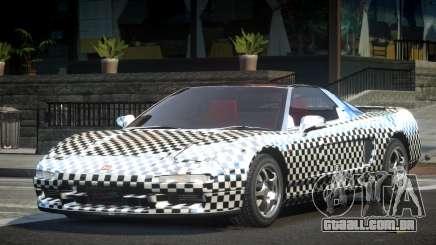Honda NSX 90S L2 para GTA 4