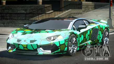 Lamborghini Aventador BS-T L8 para GTA 4