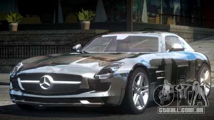 Mercedes-Benz SLS BS A-Style PJ4 para GTA 4