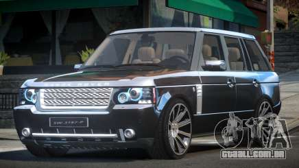 Land Rover Supercharged SP para GTA 4