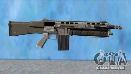 GTA V Vom Feuer Assault Shotgun Platinum V12 para GTA San Andreas