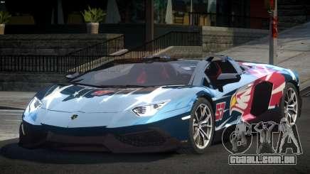Lamborghini Aventador GS L5 para GTA 4
