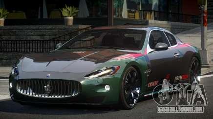 Maserati GranTurismo GS L7 para GTA 4