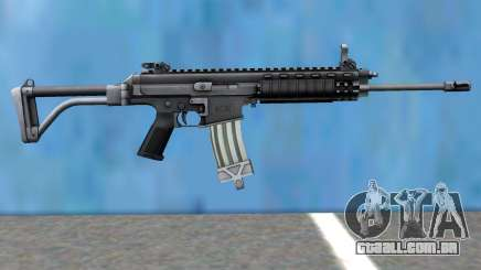 Robinson XCR Assault Rifle V1 para GTA San Andreas
