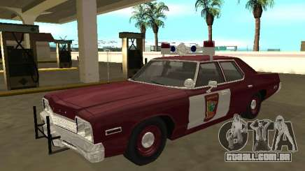 Dodge Monaco 1974 Minnesota State Trooper para GTA San Andreas