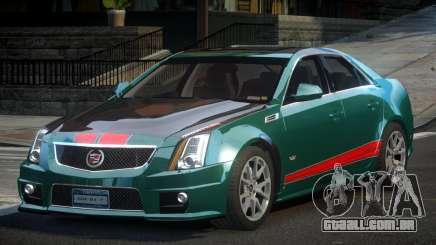 2011 Cadillac CTS-V L1 para GTA 4