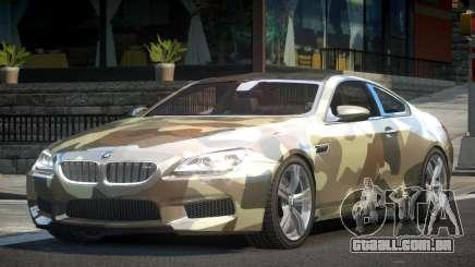 BMW M6 F13 GS PJ7 para GTA 4