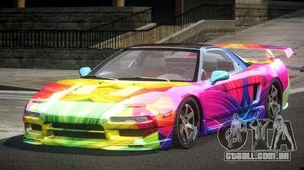 Honda NSX BS L4 para GTA 4