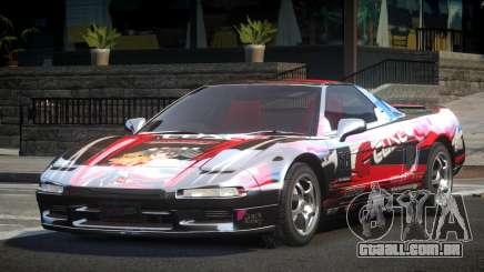 Honda NSX 90S L9 para GTA 4
