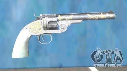 Dutch Schofield (Dutchs gun) (from RDR 2) para GTA San Andreas