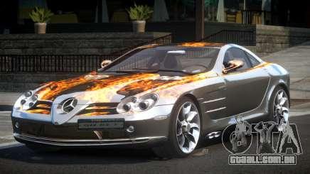 Mercedes-Benz SLR R-Tuning L8 para GTA 4