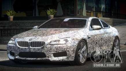BMW M6 F13 GS PJ8 para GTA 4