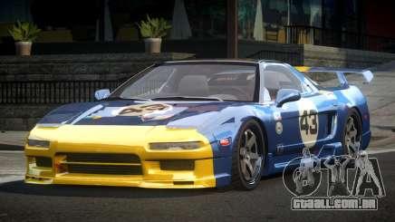 Honda NSX BS L9 para GTA 4