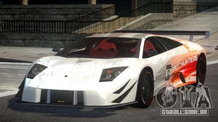 Lamborghini Murcielago PSI GT PJ1 para GTA 4