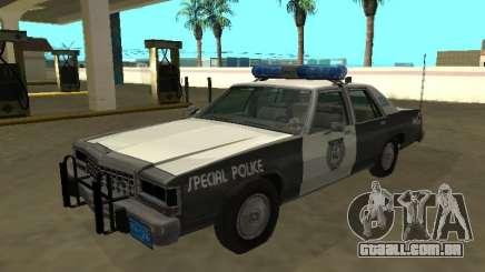 Ford LTD Crown Victoria 1987 Medford Spec Police para GTA San Andreas