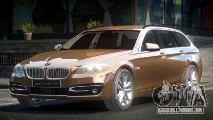 BMW M5 F11 V1.1 para GTA 4