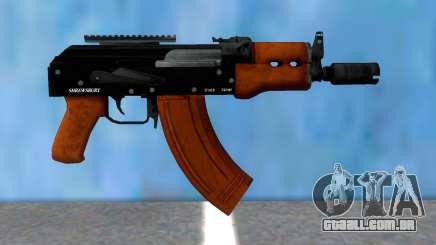 GTA V Compact Rifle para GTA San Andreas