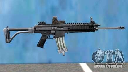 Robinson XCR Assault Rifle V2 para GTA San Andreas