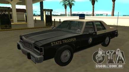 Ford LTD Crown Victoria 1987 FHP para GTA San Andreas
