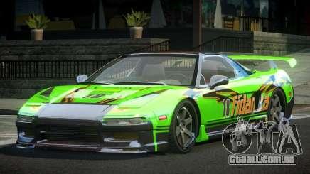 Honda NSX BS L7 para GTA 4