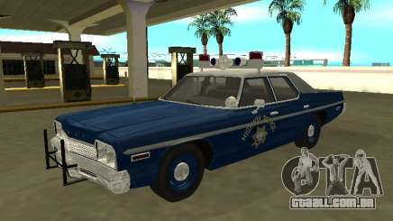Dodge Monaco 1974 Nevada Highway Patrol para GTA San Andreas