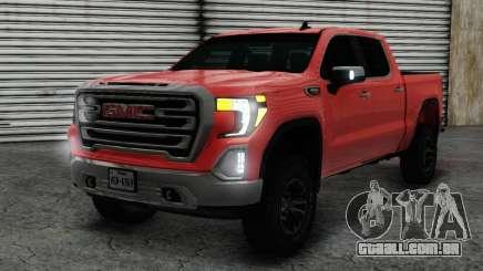 2019 GMC Sierra 1500 ImVehFT para GTA San Andreas