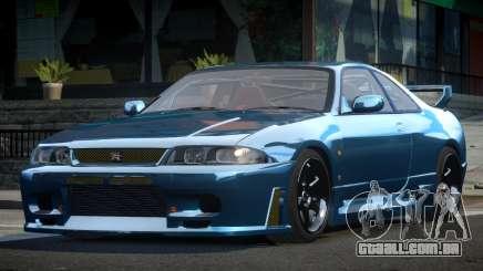 Nissan Skyline R33 BS para GTA 4