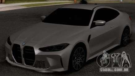 BMW M4 2020 para GTA San Andreas