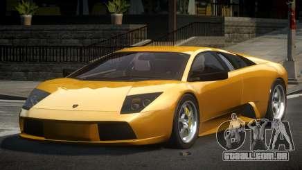 Lamborghini Murcielago BS V1.1 para GTA 4