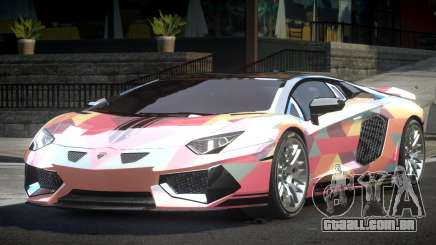 Lamborghini Aventador BS-T L4 para GTA 4