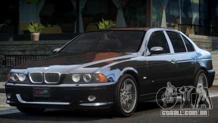 BMW M5 E39 BS para GTA 4