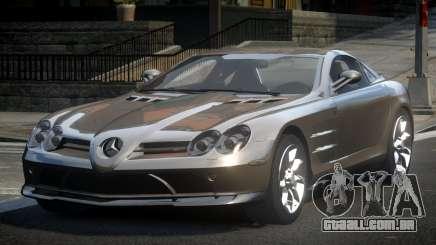 Mercedes-Benz SLR BS para GTA 4